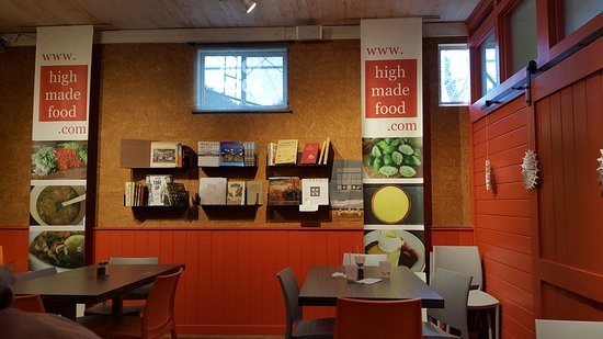 Comfort, TX: High's Cafe and Store