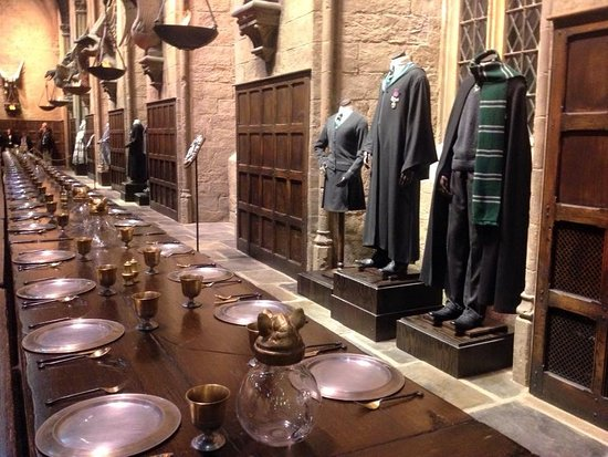 Dumbledore Office  Picture of The Harry Potter London Tour by