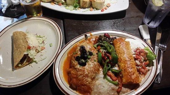 Ladera Ranch, Californie : taco's etc... choix à volonté