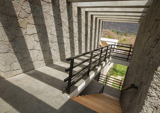 Casa Fernanda Hotel Boutique: Acceso a Terraza el Mirador