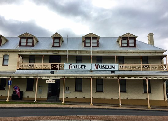 Eric Thomas Galley Museum