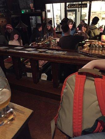 Biercafe Gollem: photo1.jpg