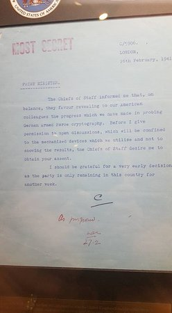 Fulton, Μιζούρι: Churchill-initialed agreement to share British secrets with U.S.