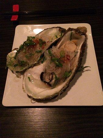 Heemstede, Nederländerna: oester