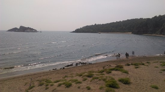 Iztuzu Beach : İztuzu Plajı - Dalyan