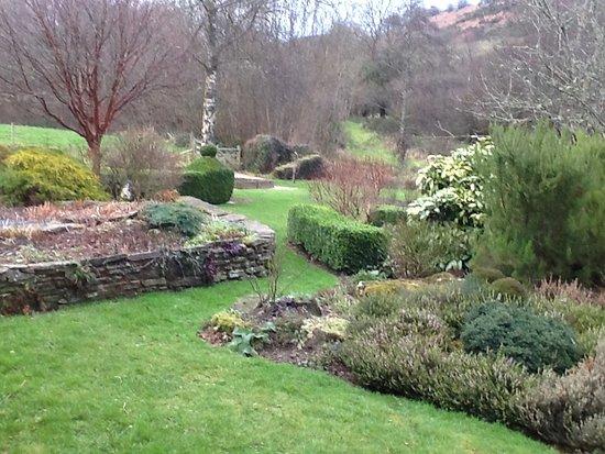 Dulverton, UK: View from bedroom