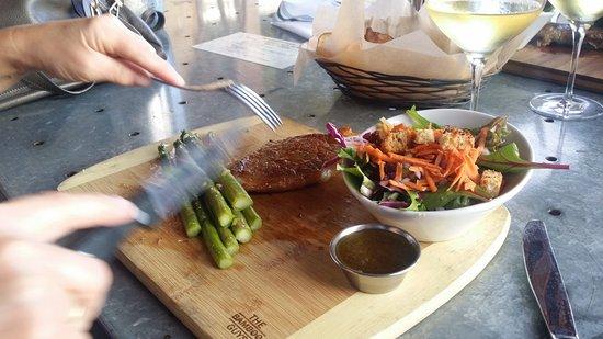 Ladera Ranch, Калифорния: steak Japonais