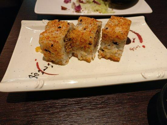 Hai Grill & Sushi: Spicy Tuna