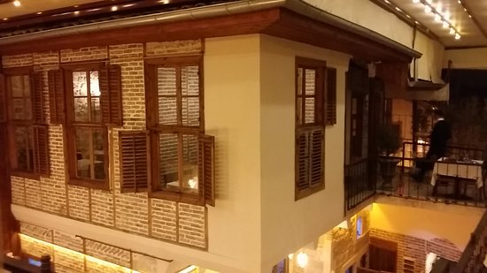 Antakyanın Tarihi Restaurantı