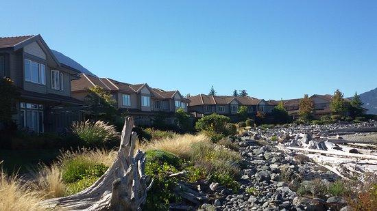 Lions Bay Beach Park: piccolo insediamento alla Hopper