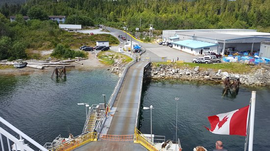Port Hardy, Canada: Tussenstop Bella Bella
