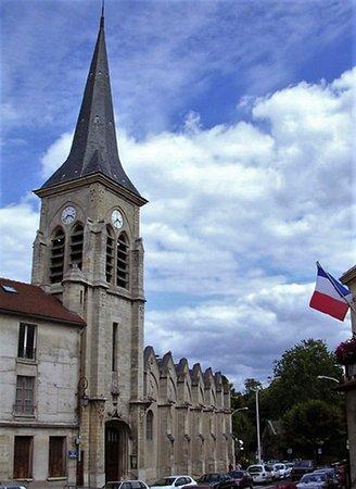 Chatillon, Frankrike: déroutante mais belle