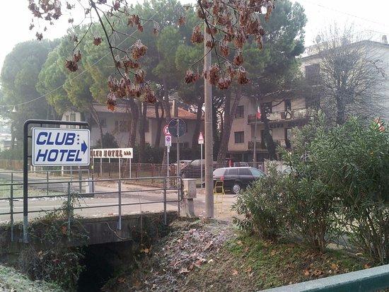 Club Hotel: Hotel met een beetje nachtvorst