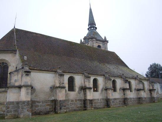 Église Saint Denys