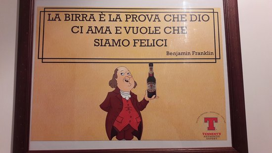 Atripalda, Italy: Quando vengo in questo pub mi sembra di stare in Scozia. .le birre,profumi di altri tempi. . .il