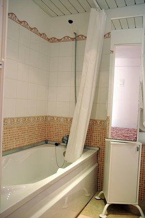 Fonda Las Palmeras : Teilansicht Bad/Partial view bath room