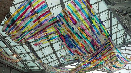 Roanoke, VA: Current fabric exhibit