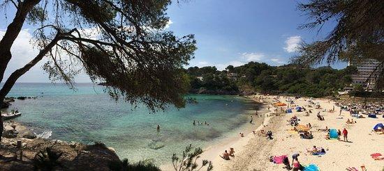 Fonda Las Palmeras : Strand Font de Sa Cala/ beach Font de Sa Cala