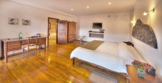 Hacienda- Hosteria Chorlavi : Suite Superior / Superior Suite