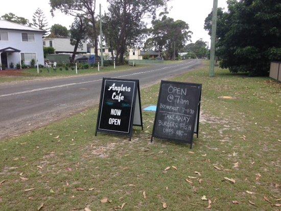 Lake Conjola, Australia: Street view