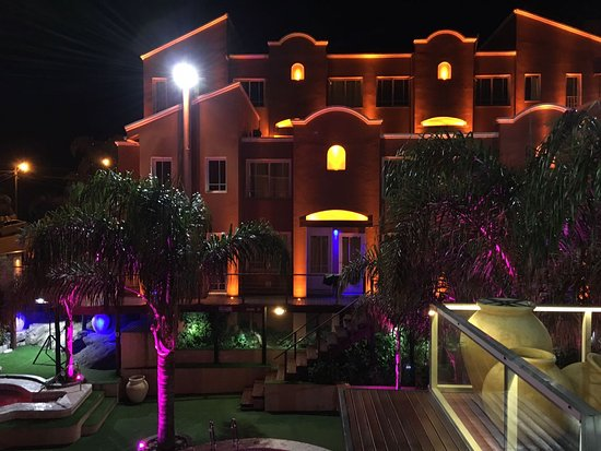 Mirador de la Villa Apart-Hotel