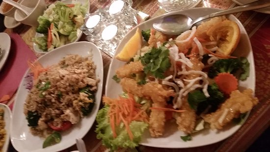 M&P Authentic Thai Cuisine: 20170101_183505_large.jpg