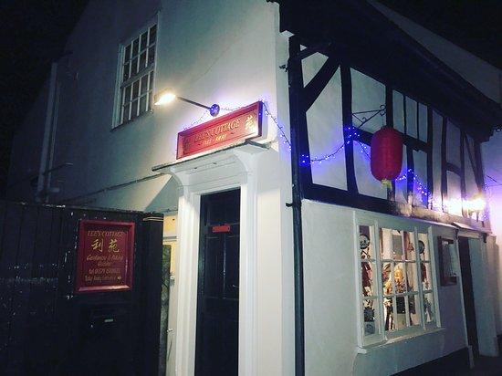 Eye, UK: Lee's Cottage