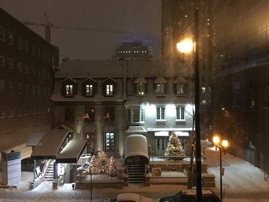 Le Nouvel Hotel Montreal Reviews