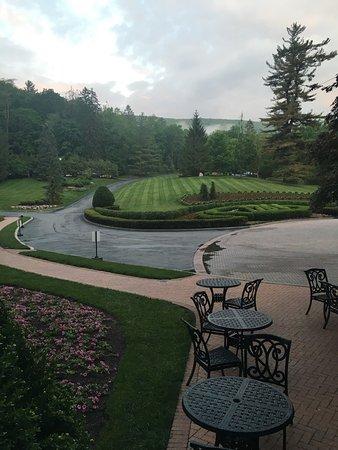 Hot Springs, Вирджиния: The Omni Homestead Resort