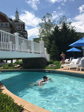 Hot Springs, VA: The Omni Homestead Resort