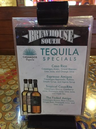 Brewhouse South: Good eats!