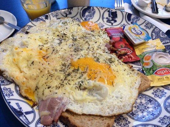 PANCAKES Amsterdam Westermarkt: Dutch breakfast