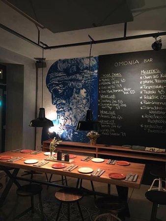 Photo of Mediterranean Restaurant Taverna & Bar Omonia at Eckenheimer Landstraße 126 & 128, Frankfurt 60322, Germany
