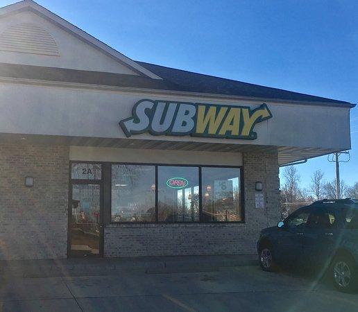Maryville, IL: Subway