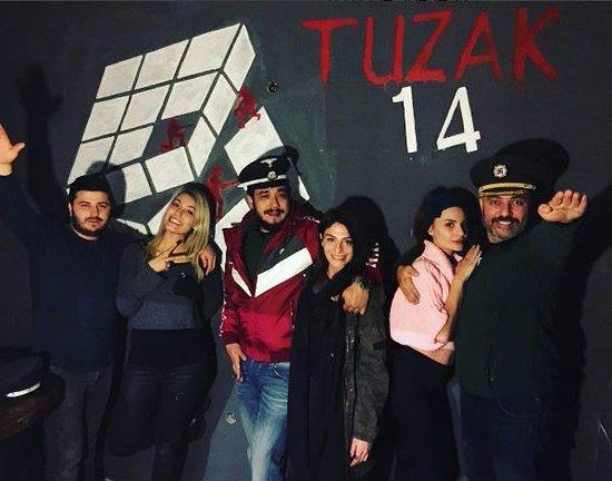 Tuzak 14