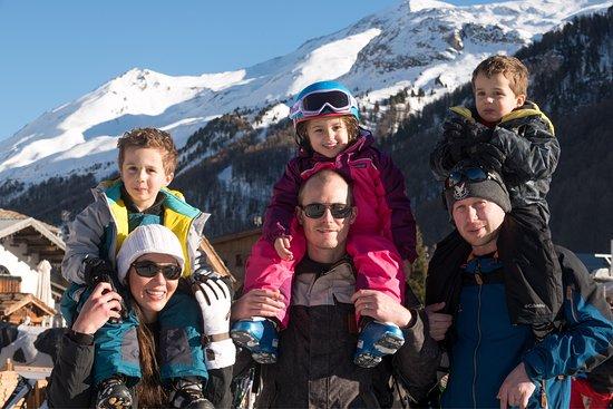 Oxygène Ski School Val d'Isère