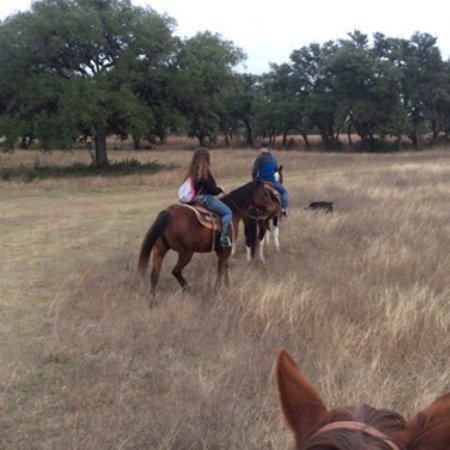 Blanco, TX: Travis P Trail Rides