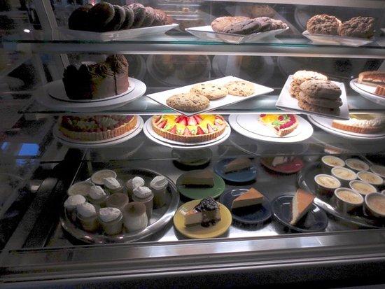 Menlo Park, Californien: Desserts