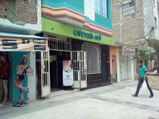 Top 10 restaurants in Jaen, Peru
