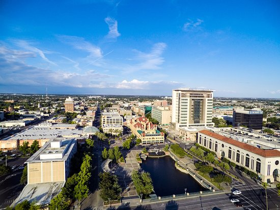 Downtown Stockton Skyline - Picture of Stockton,