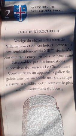 Tour de Rochefort