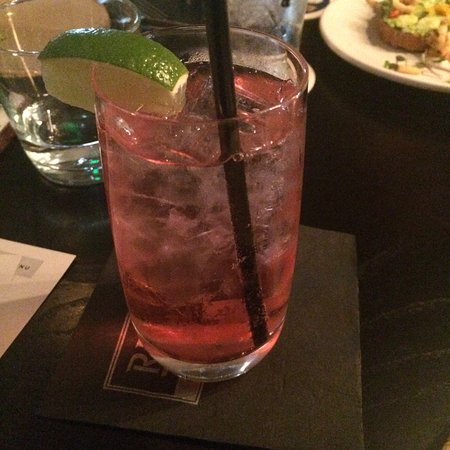 Revel Kitchen and Bar : Fun Drinks