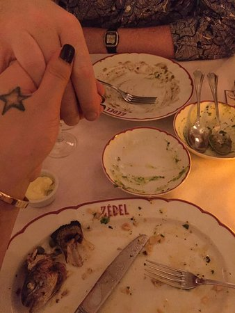 Finished plates