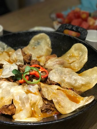 Xuzhou, China: 地鍋雞
