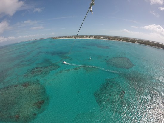 Whale's Tail Parasail