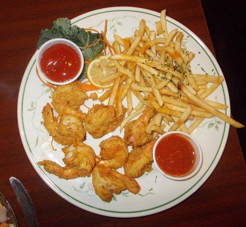 Orange, VA: Shrimp basket