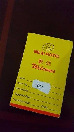 Nilai, Malasia: หน้าคาคีย์การ์ด ไม่ทันสมัยเลย