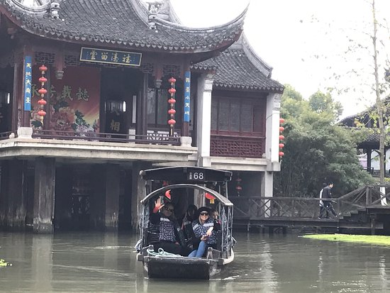 ‪Jiaxing Jiashan Land of Rivers and Lakes‬