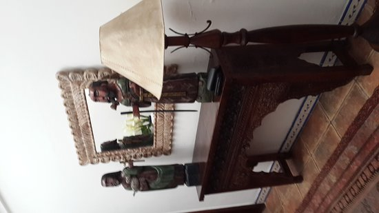 Casa encantada.Antigua, Guatemala