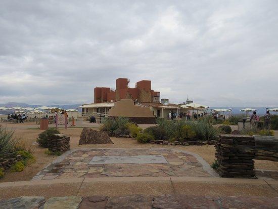 Williams, AZ: Centro de Visitantes